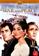 War and Peace - Movie Cover (xs thumbnail)