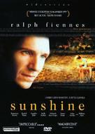 Sunshine - DVD cover (xs thumbnail)