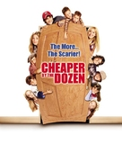 Cheaper by the Dozen - Movie Poster (xs thumbnail)