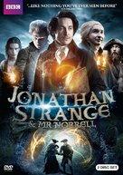 """""""Jonathan Strange & Mr Norrell"""" - DVD cover (xs thumbnail)"""
