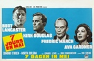 Seven Days in May - Belgian Movie Poster (xs thumbnail)
