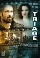 Triage - Spanish Movie Poster (xs thumbnail)