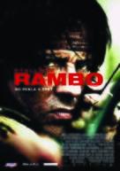 Rambo - Czech poster (xs thumbnail)