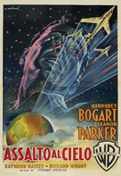 Chain Lightning - Italian Movie Poster (xs thumbnail)
