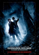 Sherlock Holmes: A Game of Shadows - Dutch Movie Poster (xs thumbnail)