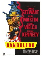 Bandolero! - German Movie Poster (xs thumbnail)