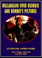 Hullabaloo Over Georgie and Bonnie's Pictures - French Movie Cover (xs thumbnail)