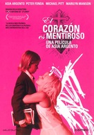 The Heart Is Deceitful Above All Things - Spanish Movie Cover (xs thumbnail)