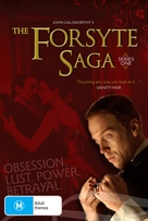 """The Forsyte Saga"" - Australian DVD movie cover (xs thumbnail)"