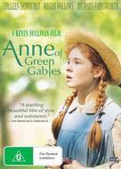 Anne of Green Gables - Australian DVD movie cover (xs thumbnail)