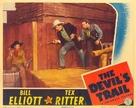The Devil's Trail - poster (xs thumbnail)