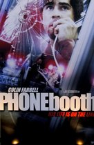 Phone Booth - VHS cover (xs thumbnail)