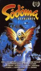 Sódóma Reykjavík - Icelandic poster (xs thumbnail)