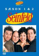 """Seinfeld"" - Danish DVD movie cover (xs thumbnail)"