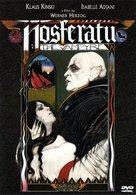 Nosferatu: Phantom der Nacht - DVD movie cover (xs thumbnail)