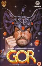 Gor - British VHS cover (xs thumbnail)