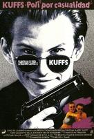 Kuffs - Spanish Movie Poster (xs thumbnail)