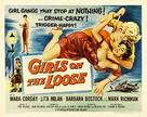 Girls on the Loose - Movie Poster (xs thumbnail)
