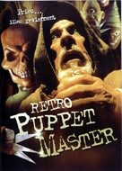 Retro Puppet Master - French DVD cover (xs thumbnail)