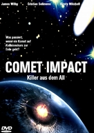 Comet Impact - German Movie Cover (xs thumbnail)