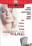 Second to Die - DVD movie cover (xs thumbnail)