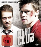 Fight Club - German Movie Cover (xs thumbnail)