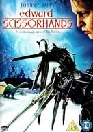 Edward Scissorhands - Movie Cover (xs thumbnail)