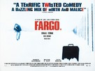 Fargo - British Movie Poster (xs thumbnail)