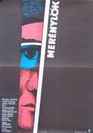 L'attentat - Hungarian Movie Poster (xs thumbnail)