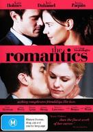 The Romantics - Australian DVD cover (xs thumbnail)