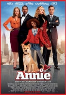 Annie - Slovenian Movie Poster (xs thumbnail)