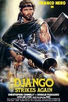 Django 2: il grande ritorno - British Movie Poster (xs thumbnail)