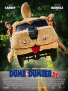 Dumb and Dumber To - French Movie Poster (xs thumbnail)