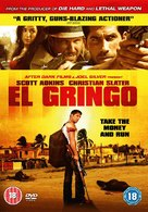 El Gringo - British DVD cover (xs thumbnail)