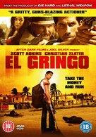 El Gringo - British DVD movie cover (xs thumbnail)