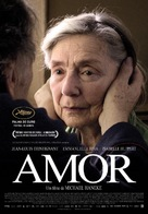 Amour - Brazilian Movie Poster (xs thumbnail)