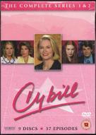 """""""Cybill"""" - British DVD cover (xs thumbnail)"""