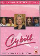 """Cybill"" - British DVD movie cover (xs thumbnail)"