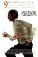12 Years a Slave - Brazilian Movie Poster (xs thumbnail)