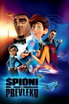 Spies in Disguise - Czech Video on demand movie cover (xs thumbnail)