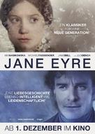 Jane Eyre - German Movie Poster (xs thumbnail)