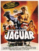 Jaguar Lives! - French Movie Poster (xs thumbnail)