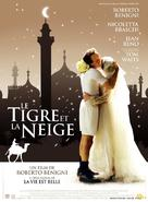 Tigre e la neve, La - French Movie Poster (xs thumbnail)