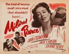 Mildred Pierce - Re-release poster (xs thumbnail)