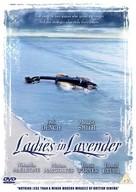 Ladies in Lavender - British DVD cover (xs thumbnail)