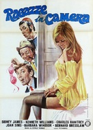 Carry on Abroad - Italian Movie Poster (xs thumbnail)