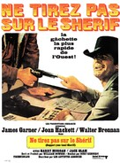 Support Your Local Sheriff! - French Movie Poster (xs thumbnail)