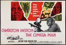 The Omega Man - British Movie Poster (xs thumbnail)