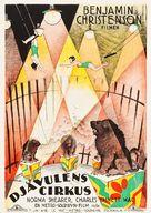 The Devil's Circus - Swedish Movie Poster (xs thumbnail)