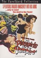 Ultima preda del vampiro, L' - DVD cover (xs thumbnail)